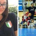 L'HC Fondi torna a tingersi d'azzurro: convocati in nazionale Giulia Conte e Gianpaolo Sciorsci