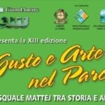 """Al via a Gianola """"Gusto e Arte nel Parco"""": si celebrano tradizioni, storia e cultura del territorio"""
