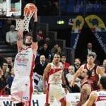 Latina Basket: dalla serie A arriva il centro Andrea Ancellotti