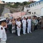 Celebrato il 76esimo anniversario dell'affondamento del piroscafo Santa Lucia