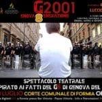 A 18 anni dal G8 di Genova, lo spettacolo teatrale a Formia