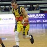 Benacquista Basket Latina: Gabriele Romeo è il nuovo arrivo in casa nerazzurra