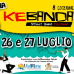 Un vortice di musica, torna il Kebanda Formia Street Band Festival