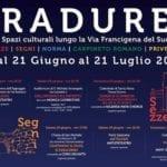 Spazi culturali lungo la Via Francigena del Sud: il 6 e 7 luglio arriva a Norma il festival 'Radure'