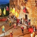 Carosello Storico dei Rioni di Cori: torna in scena il Rinascimento della città