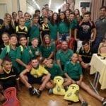 Canoa e canottaggio: inarrestabile la sezione giovanile delle Fiamme Gialle di Sabaudia
