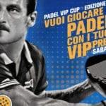 Totti, Bobo Vieri e tanti altri: a Sabaudia via alla Gillette Padel Vip Cup