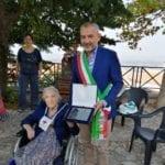 Cori, festeggiamenti per i 100 anni di nonna Antonina #FOTO