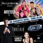 La comicità degli Arteteca e la musica di Forlenzo: Le Cinéma torna ad affollare le piazze