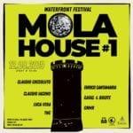 Molahouse#1/Waterfront festival, l'evento all'insegna della musica elettronica