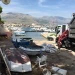 Guardia Costiera di Gaeta:  effettuata bonifica del Porto pescherecci