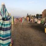 Operazione spiagge libere: sequestrate centinaia di attrezzature