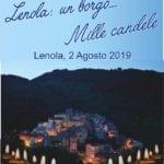 """A Lenola torna: """"Un Borgo… Mille candele"""""""
