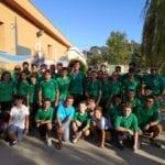 Le Fiamme Gialle festeggiano il bronzo mondiale di Matteo Sartori