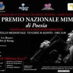 Appuntamento domani a Itri con la 22esima edizione del Premio nazionale di poesia 'Mimesis'