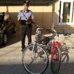 Tra le dune di Sabaudia con due bici rubate: denunciato 38enne residente a Fondi
