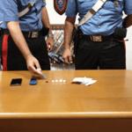 Sorpreso a spacciare cocaina, arrestato dai Carabinieri un 39enne