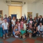 La città di Formia saluta i bambini dei villaggi Saharawi