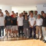 Raduno per la Benacquista Latina Basket: al via la stagione agonistica 2019/20