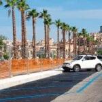 Lungomare Caboto: a Gaeta medievale disponibili i parcheggi sul secondo tratto