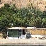Nuovo stop al chiosco abusivo sulla spiaggia di Frontone