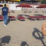 Operazione 'Mare sicuro': sequestrato un lido sul lungomare di Sabaudia
