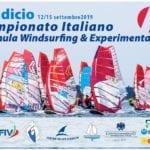 Al via da oggi a Formia la quarta tappa del Campionato Italiano Formula Windsurfing