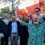 """Il corto """"made in Latina"""" conquista la Mostra del Cinema di Venezia. Padrino il visionario Terry Gilliam"""