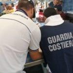 Guardia Costiera, i controlli sulla pesca: verbali anche al mercato di Formia