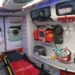Fondi, operativa la nuova ambulanza della Croce Rossa Italiana