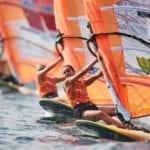 Windsurf, ai mondiali RS:X le Fiamme Gialle di Gaeta sfiorano il podio