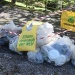 """""""Puliamo il Mondo"""", a Itri via i rifiuti nei pressi del Santuario della Civita"""