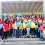 A scuola con solidarietà: Il 'Filosi' di Terracina incontra i bambini bielorussi