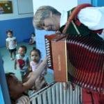 La carovana del Teatro Bertolt Brecht torna dal Brasile, le foto