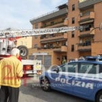 Fiamme in un appartamento a Latina Scalo: morto un pensionato