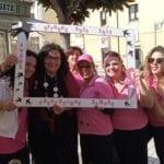 Prevenzione del tumore al seno: i numeri dell'evento organizzato a Formia