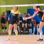Pallavolo femminile: l'Icom C88 Volley Cisterna supera il Cagliari al Ramadù