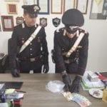 In auto con 100 grammi di cocaina: due arrestati