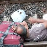 Caporalato: lavoratore indiano sui binari, il caso. Omizzolo tuona (#VIDEO)