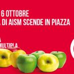 """""""La mela di Aism"""", le piazze in provincia dove trovare l'iniziativa"""
