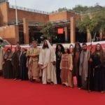 Maenza e il videocatechismo sul red carpet del Festival del Cinema di Roma