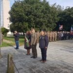 Cerimonia di commemorazione dei defunti, la celebrazione