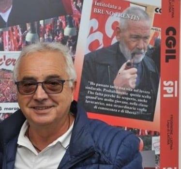 Lino Bucci Segretario Generale SPI/CGIL Lega Monti Lepini Terracina