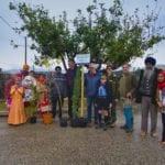 Guardare al futuro piantando alberi: l'iniziativa della comunità Sikh di Fondi