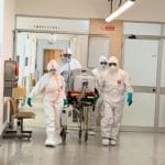 Virus, dalla consegna dei farmaci al trasporto in biocontenimento: l'impegno della Cri di Fondi