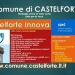 Castelforte Innova: attivi PagoPa e SPID