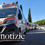 Covid, ancora ambulanze in coda per ore davanti l'ospedale