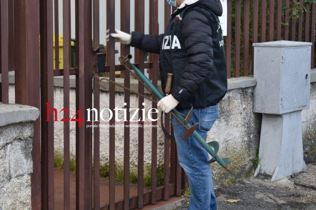 omicidio Maggiacomo zona rossa