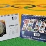 Fiamme Gialle: il calendario dedicato ai 100 anni dell'atletica gialloverde