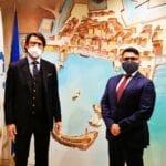 Musolino nuovo presidente dell'Autorità di Sistema Portuale del Mar Tirreno Centro Settentrionale